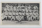 Chicago White Sox Team Ungraded COMC Good to VG-EX Chicago White Sox Team (Baseball Card) 1936 National Chicle - Fine Pen Premiums R313#CHWS
