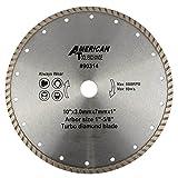 ATE Pro. USA 90314 Turbo Diamond Blade, 10''