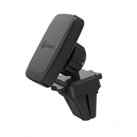 35 opinioni per iClever IC-CH07 Supporto Auto Universale Magnetico per Condotto dell'Aria-