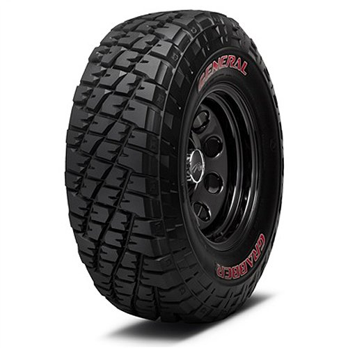 General Tire 315/75R16 LT GRABBER LRD 4568390000