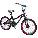 Monster High 20'' Black Outdoor Sports Bicycle Front handbrake Bike for Girls