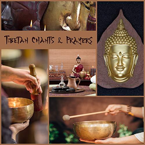 Tibetan Chants & Prayers: Healing Journey with Crystal Bowls & Bells, Buddhist Chants