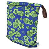 Best Bags For Clothes - Planet Wise Roll Down Wet Diaper Bag, Blue Review