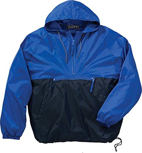 1/4 Zip Packable Jacket - 3
