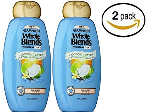 Garnier Whole Blendsâ ¢ Coconut Water & Vanilla Milk E