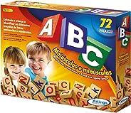 Abc com 72 Peças Xalingo