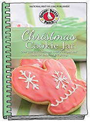 Christmas Cookie Jar: Over 200 Old-Fashioned Cookie Recipes and Ideas for Creative Gift-Giving (Seasonal Cookbook Collection)