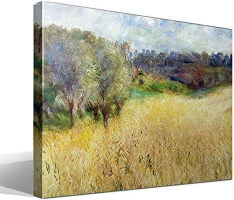 Cuadro Canvas Campo de Trigo de Pierre Auguste Renoir