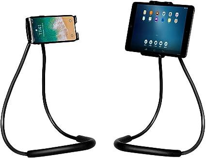 Black Home,Gym,Desktop,Office,Outdoor,Portable Zfusshop Phone Holder Mobile Phone Bracket Desktop Bedside Lazy Phone Holder Adjustment Tablet Phone Bracket