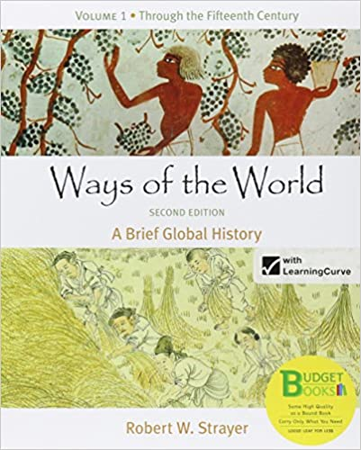 Amazoncom Loose Leaf Version Of Ways Of The World A Brief Global