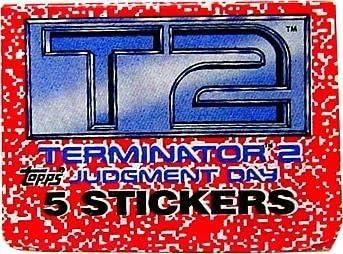 1991 - Topps - Carolco - T2 - Terminator 2 : Judgment Day ...