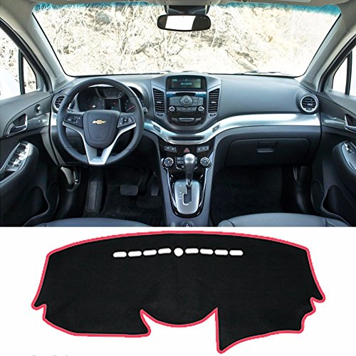 Car Dash Cover Mat Pad Sun Cover Carpet for Chevrolet Orlando 2012+ C11 - B Orlando