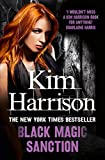 Front cover for the book Black Magic Sanction by Kim Harrison