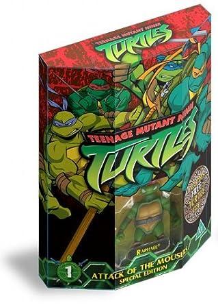 Teenage Mutant Ninja Turtles, Vol. 1: Attack of The Mousers ...