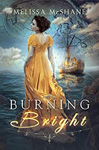 Burning Bright by Melissa McShane ebook deal