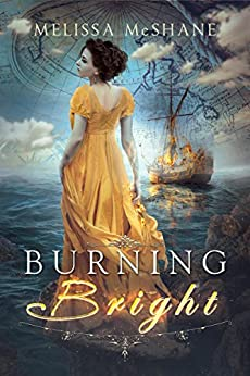 Burning Bright (The Extraordinaries Book 1) by [McShane, Melissa]