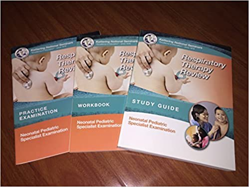Kettering Respiratory Neonatal/pediatric Homestudy Books