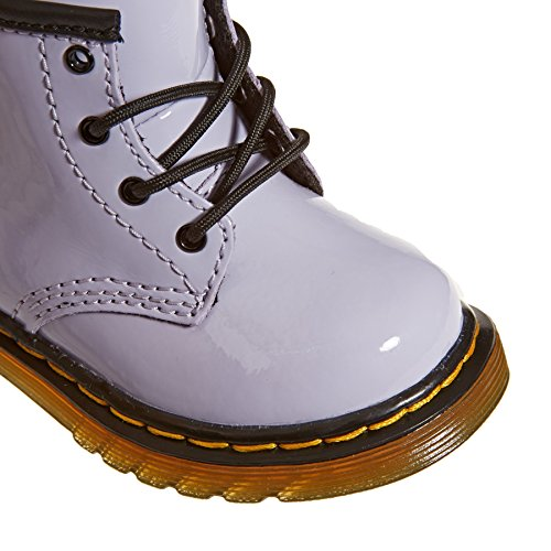 Martens Dr Heather Brooklee Patent Lamper Purple Stivali rrqdpwZ