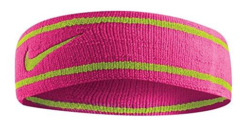 Nike Dri-Fit Headband (OSFM, Fuschia Force/Volt)