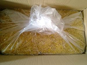 LiveMoor Filtered Beeswax 10Kg Naturally Fragrant Cheapest Price Bulk