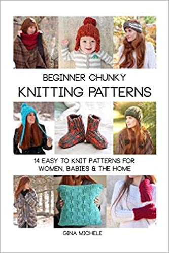 Beginner Chunky Knitting Patterns 14 Easy To Knit Patterns For