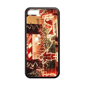 diy zhengMerry Christmas fashion practical Phone Case for iPhone 6 Plus Case 5.5 Inch (TPU)