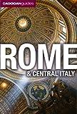 Rome & Central Italy (Cadogan guides) by Dana Facaros front cover