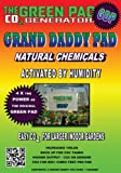 Green Pad Co2 Generator Grand Daddy Pad (GDP), 2 Pack Review