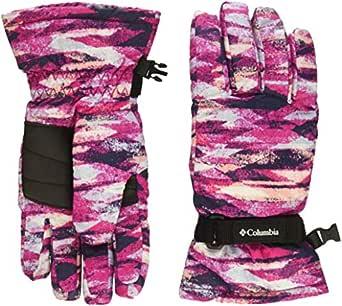 Columbia Kids & Baby Big Kids Core Glove, Faded Sky Blanket Print, Large