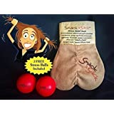 Smack a Sack-Stress Relief Ball Sack...These Stress Relief Toys by MySack Make Great Gag Gifts for Funny, Funny Mother's Day, Father's Day or Office Gifts..White Elephant-Stress Ball