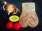 MySack Smack-a-Sack Stress Ball Gag Gift | These Stress Relief Toys Make Great Gag Gifts for Mother's Day, Father's Day, or White Elephant Around The Office | Squeeze Ball for Anxiety Relief