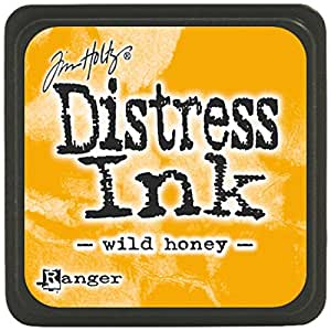 Ranger Tim Holtz Distress Ink Pads, Mini, Wild Honey