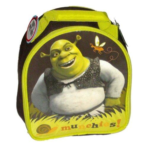 Thermos Shrek Burping Soft Lunch Box Insulated Bag Munchi...