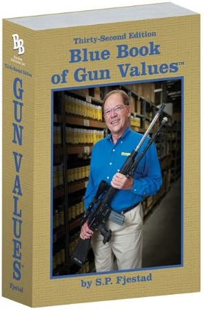 Fjestad P Blue Book of Gun Values by S