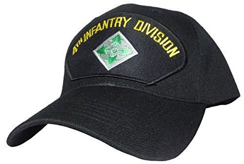 4th Infantry Division Cap