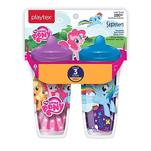 Playtex Sipsters Stage 3 My Little Pony...