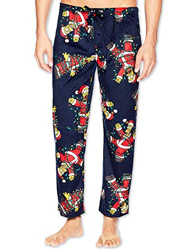 Simpsons Men's FleeceLounge Pants