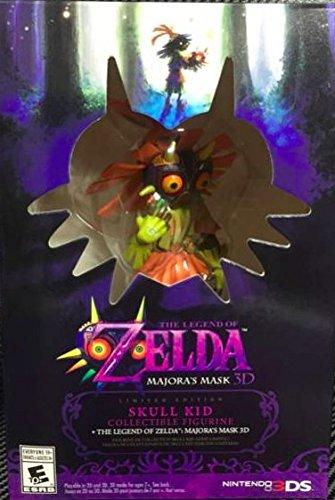 ゼルダの伝説 ムジュラの仮面 スタルキッド フィギュア 3ds アメリカ北米限定 B07238DCMF