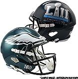 #6: Riddell Philadelphia Eagles Super Bowl LII Champions Revolution Speed Replica Football Helmet - Fanatics Authentic Certified