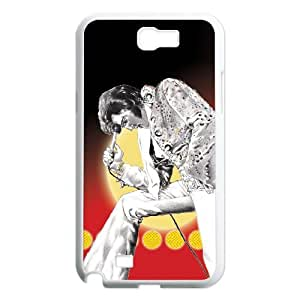 HXYHTY Cover Custom New Pattern Printing Elvis Presley Phone Case For Samsung Galaxy Note 2 N7100 [Pattern-4]
