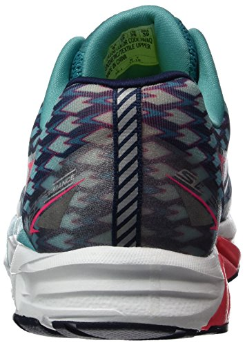 Shoes Nvaq Skechers Run Women's Blue Outdoor Multisport 2024 Forza Go qq0rn1UB