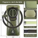 Hydration Bladder 2L Leakproof 2 Liter Water