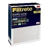 Filtrete EA01-6PK-1E Air Filter, 16 x 25 x 1, White