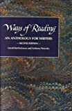 Ways of Reading : An Anthology for Writers, Bartholomae, David and Petrosky, Anthony R., 0312030770