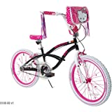 20'' Hello Kitty Girl's Bmx Bike