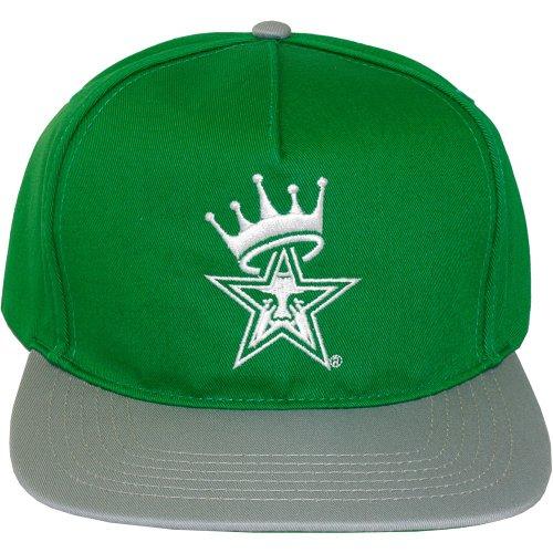 Obey - Gorra de béisbol - para hombre Verde y gris
