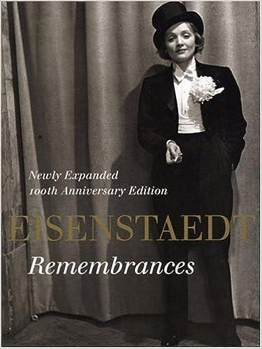 Remembrances Eisenstaedt