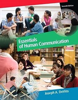 Essentials of human communication joseph devito 9780558323158 essentials of human communication 7th edition fandeluxe Images