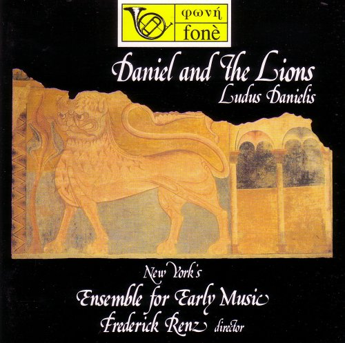 Daniel and the Lions (Ludus Danielis)