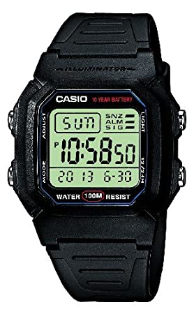 Reloj Casio Collection para Hombre W H AVES